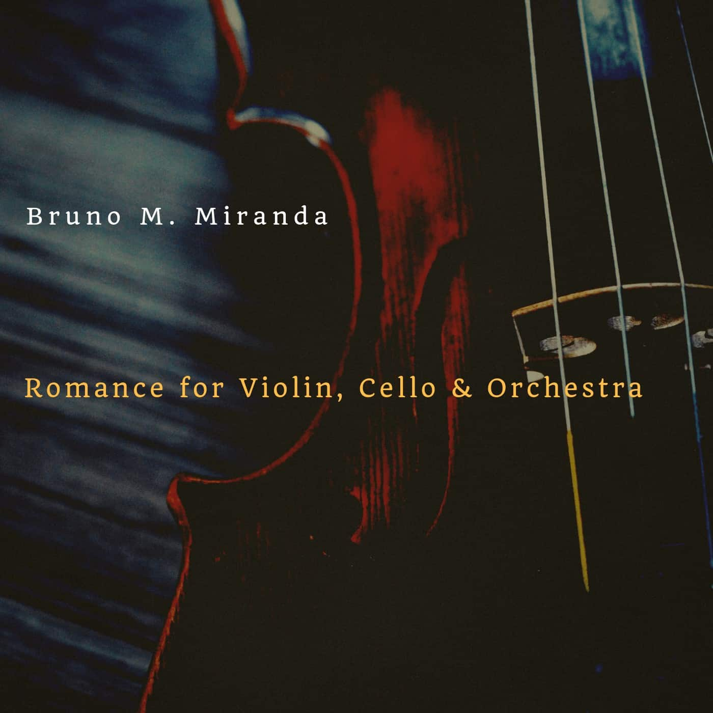 Romance for Violin Cello Orchestra